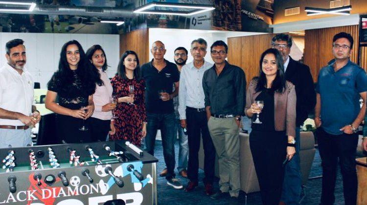 New Office Celebrations, Hemera India
